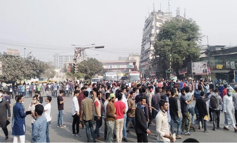 সাত কলেজের চলমান আন্দোলন বিষয়ে শিগগিরই সিদ্ধান্ত