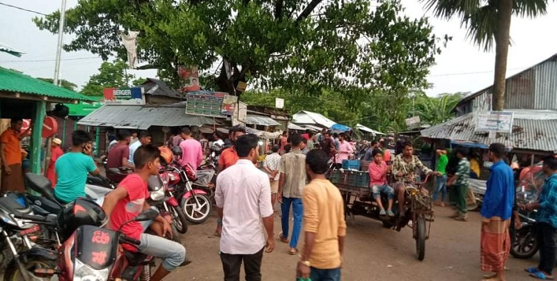 কলাপাড়ায় তিন দিনে করোনায় আক্রান্তের হার ৯৭.৫ শতাংশ